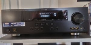 YAMAHA RECEIVER RX-V365 HDMI /remote control for Sale in Tampa, FL