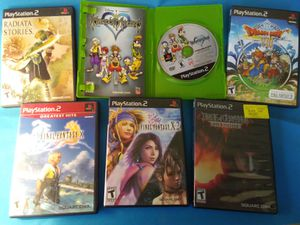 PS2 Games for Sale in Seattle, WA