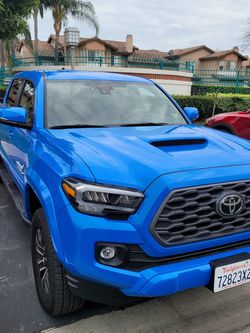 2020 Toyota Tacoma for Sale in Riverside,  CA