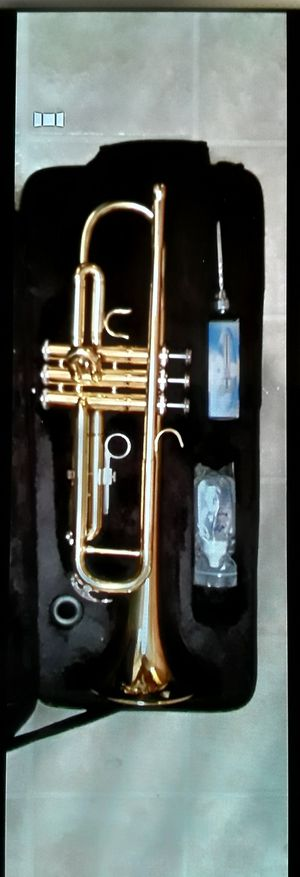 Brand new trumpet and case for Sale in Lebanon, TN