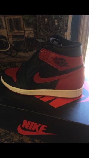NEW JORDAN 1 RETRO BANNED for Sale in San Diego, CA