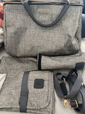 Lässig Glam Rosie Bag Anthracite Glitter diaper bag for Sale in Poway, CA