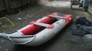 BRIS Inflatable Boat $800 OBO for Sale in Portland, OR