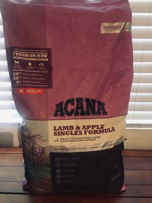ACANA Singles Lamb & Apple Dry Dog Food (25 lb) for Sale in Phoenix, AZ