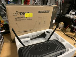 Double wireless system new for Sale in Naples, FL