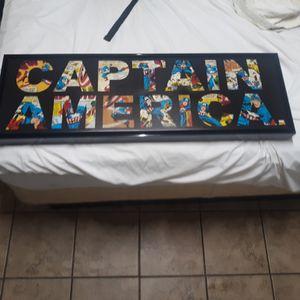 Marvel, Captain America for Sale in Norfolk, VA