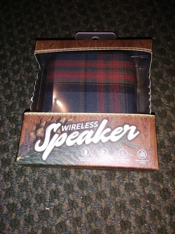 SolaRay Wireless Speaker