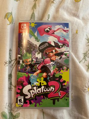 Splatoon 2 for Nintendo switch for Sale in Green Cove Springs, FL