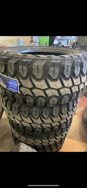 BRAND NEW X-COMP GLADIATOR TIRES for Sale in Fresno, CA