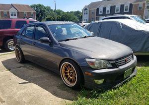 2001 Lexus is300 for Sale in Chesapeake, VA
