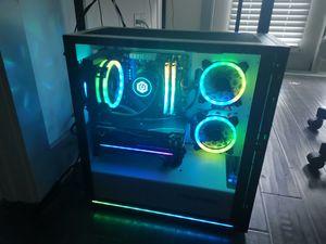 Gaming PC / Computer / Desktop Ryzen 3700x + Rtx 2070 Super for Sale in Dallas, TX