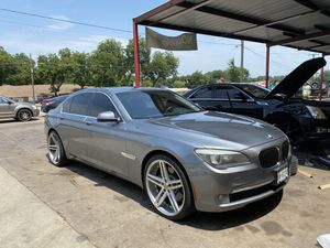 2011 bmw 750i for Sale in Dallas, TX