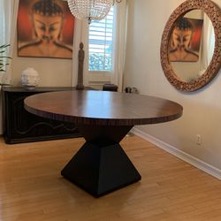6 Seat Counter Height Dinning Table for Sale in Los Angeles,  CA