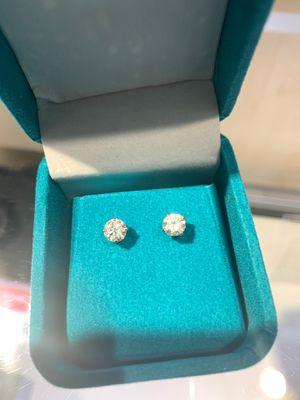 Diamond earrings for Sale in Glendale, AZ