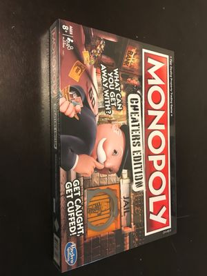 Monopoly board game (cheaters edition) for Sale in Las Vegas, NV