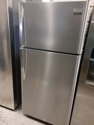 Stainless steel refrigerator for Sale in Virginia Beach, VA