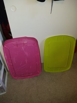 Storage Container Lids. for Sale in Sacramento, CA