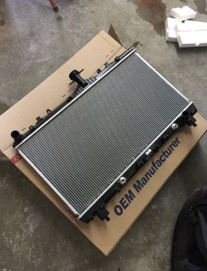 Radiator and condenser for all makes and models for Sale in Anaheim, CA
