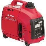 Lightly Used Honda eu1000i with built in inverter for Sale in Portland, OR