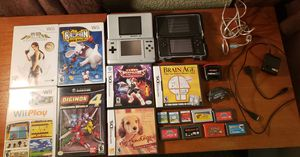 Several Generation Nintendo Bundle for Sale in Pittsburgh, PA