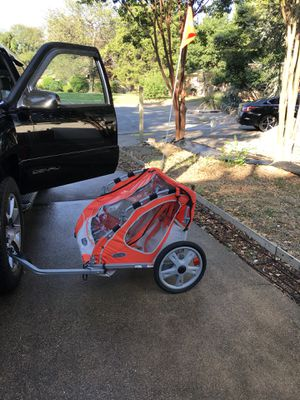 Bike trailers Double seat for Sale in Dallas, TX
