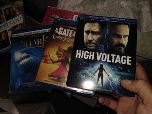 Blu-ray lot x3 for Sale in Redding, CA