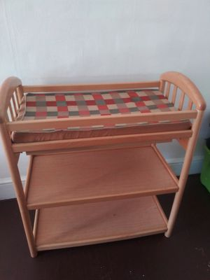 Baby changing table for Sale in Reading, PA