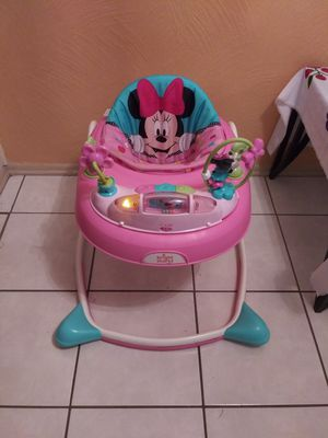 Minnie mouse walker works great for Sale in San Antonio, TX