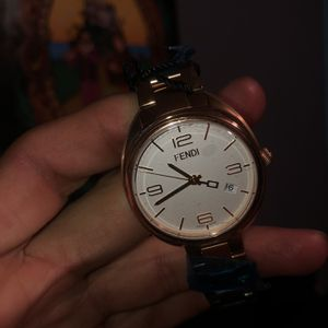 Women's Fendi Rose Gold Tone Watch for Sale in Long Beach, CA
