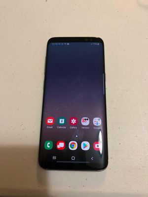 Galaxy S8 64gb Verizon (Unlocked) for Sale in Trenton, NJ