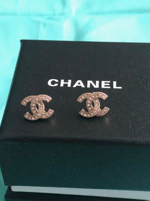 Authentic Chanel Earrings for Sale in Houston, TX