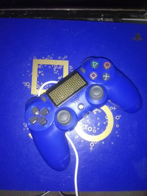 Ps4 Limited Edition With controller for Sale in Visalia, CA