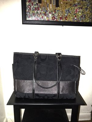 Authentic coach diaper bag / overnight bag for Sale in Philadelphia, PA