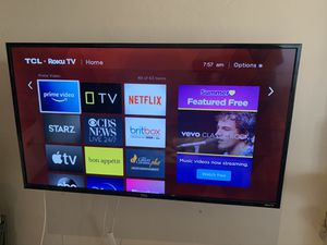 "TCL 40"" CLASS 3-SERIES FHD LED ROKU SMART TV - 40S305 for Sale in Los Angeles, CA"