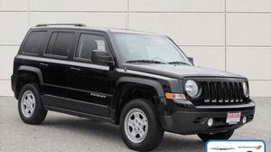 2017 Jeep Patriot Sport 4x4 for Sale in Silver Spring, MD