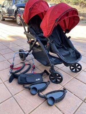 Tandem (double) stroller for Sale in El Cajon, CA