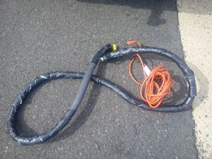 Insulated hose and heat tape for Sale in Richboro, PA