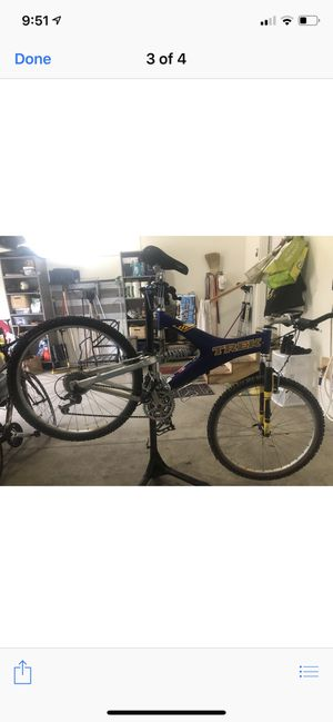 Classic Trek Y Bike for Sale in Eden Prairie, MN