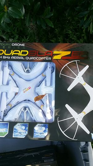 Durodrone 2.4GHz aerial quadcopter for Sale in Lakeland, FL