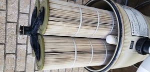 Pool cartridge filter.. pool cleaning service and acid wash for Sale in Spring, TX