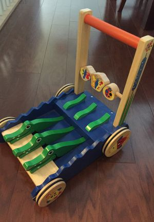 Melissa & Doug push toy for Sale in US