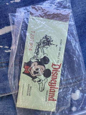 "Disney & Toys ""R"" Us collectible tickets for Sale in Rancho Cordova, CA"