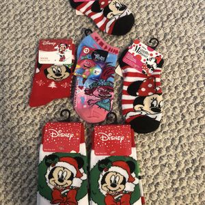NEW Toddler and kids Disney, Dreamworks socks for Sale in South Windsor, CT