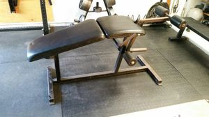 Leg curl leg extension machine for Sale in Houston, TX