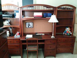 Cherry Bridgeton Collection, child's furniture for Sale in Midlothian, VA