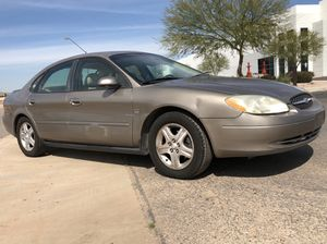 2002 Ford Taurus SEL Clean title A/C for Sale in Avondale, AZ