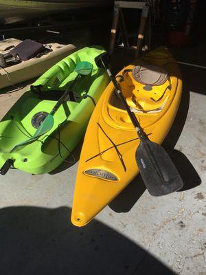 2 Kayaks for Sale in Phoenix, AZ