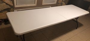 8 ft table for Sale in Tuscumbia, MO