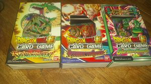 Dragon Ball z cards for Sale in Tacoma, WA