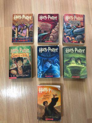 Harry Potter Series 1-7 for Sale in Chesapeake, VA